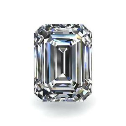 Emerald Cut Loose
